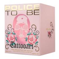 Police To Be Tattooart Woman EDT - POLICE. Compre o melhor preço e ler opiniões