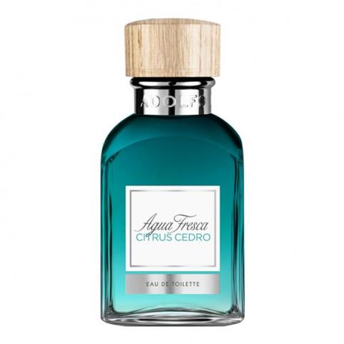 Agua Fresca Citrus Cedro Eau de Toilette - ADOLFO DOMINGUEZ. Perfumes Paris