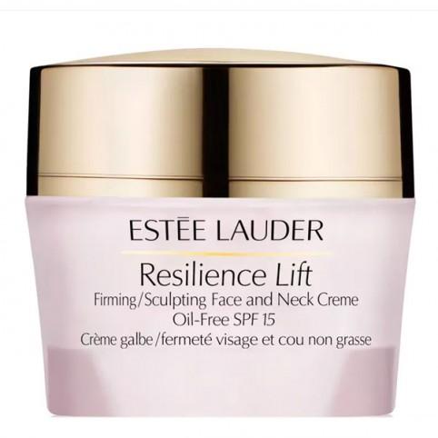 Estée Lauder Resilience Lift Firming/Sculpting Face and Neck Creme Oil-Free - ESTEE LAUDER. Perfumes Paris