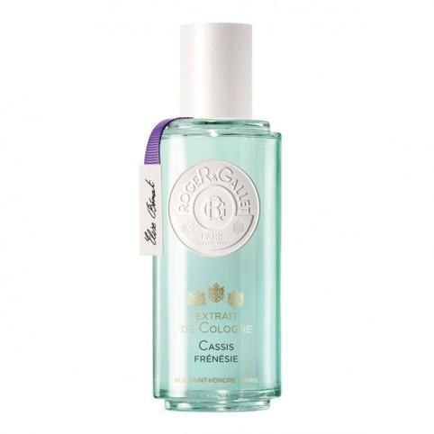 Roger Gallet Extrait Cologne Cassis Frénésie - ROGER & GALLET. Perfumes Paris