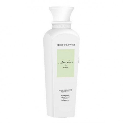Agua Fresca de Azahar Body Lotion - ADOLFO DOMINGUEZ. Perfumes Paris
