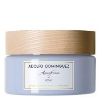 Agua Fresca de Rosas Crema Nutritiva - ADOLFO DOMINGUEZ. Compre o melhor preço e ler opiniões.