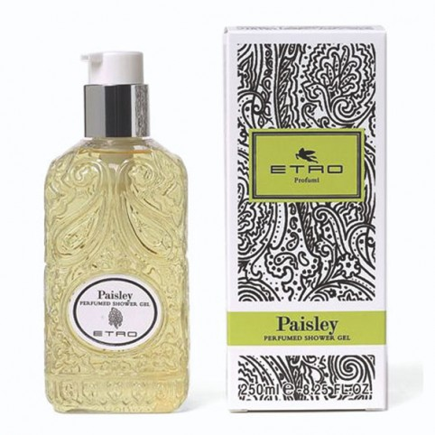Etro Paisley Shower Gel - ETRO. Perfumes Paris
