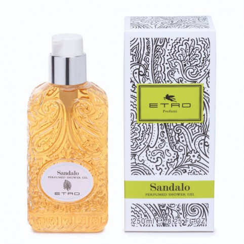 Etro Sandalo Shower Gel - ETRO. Perfumes Paris