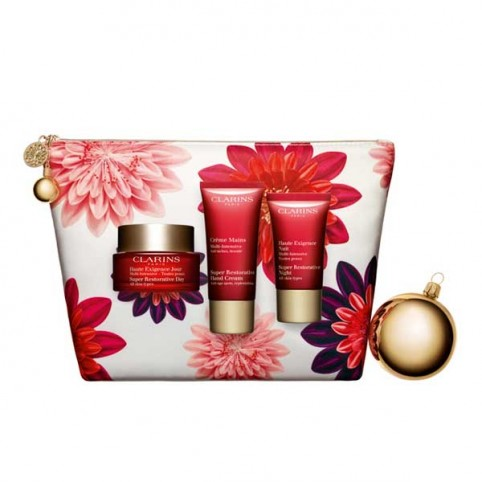 Set clarins multi intensa tp 50ml+intensa noche 15ml+manos int 30ml - CLARINS. Perfumes Paris