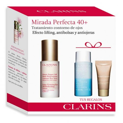 Set clarins multi regene ojos 15ml+desma exp 30ml+mini inst conce 02 - CLARINS. Perfumes Paris
