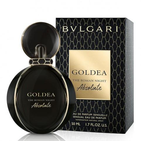 Bvlgari Goldea The Roman Night Absolute EDP - BVLGARI. Perfumes Paris