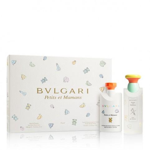 Set Petits & Mamans Eau de Toilette - BVLGARI. Perfumes Paris