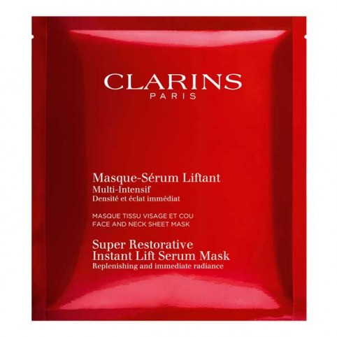 Clarins Masque-Sérum Liftant Multi-Intensif 1 unidad - CLARINS. Perfumes Paris