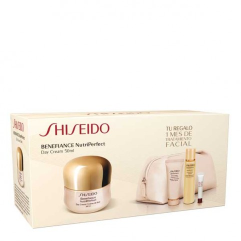 Estuche Benefiance NutriPerfect Shiseido - SHISEIDO. Perfumes Paris