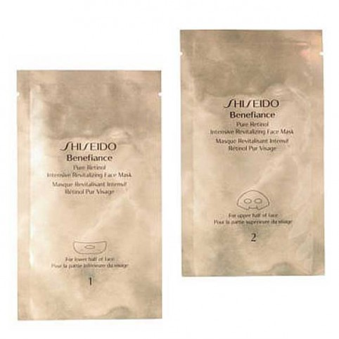 Shiseido Benefiance Pure Retinol Intensive Revitalizing Face Mask - SHISEIDO. Perfumes Paris