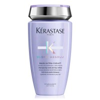 Kérastase Blond Absolu Bain Ultra Violet Shampoo - KERASTASE. Compre o melhor preço e ler opiniões.