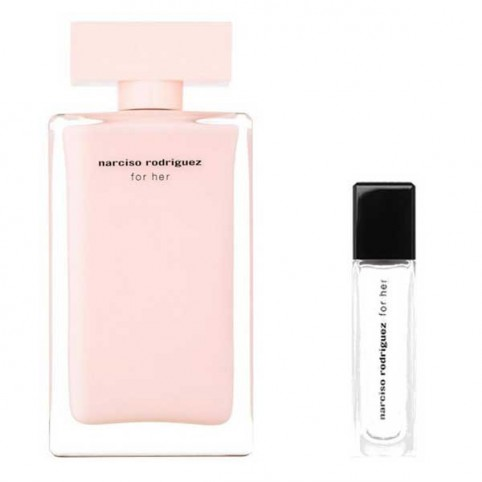 Set Narciso for Her EAU DE PARFUM - NARCISO RODRIGUEZ. Perfumes Paris