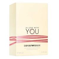 Emporio Armani In Love You EDP - ARMANI. Compre o melhor preço e ler opiniões