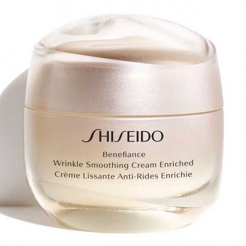 Shiseido Benefiance Wrinkle Smoothing Cream Enriched - SHISEIDO. Perfumes Paris