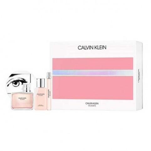 Estuche Calvin Klein Woman Eau de Parfum - CALVIN KLEIN. Perfumes Paris