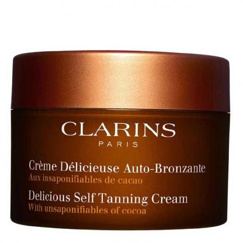Carins Creme Autobronzeador Delicioso para Rosto e Corpo - CLARINS. Perfumes Paris