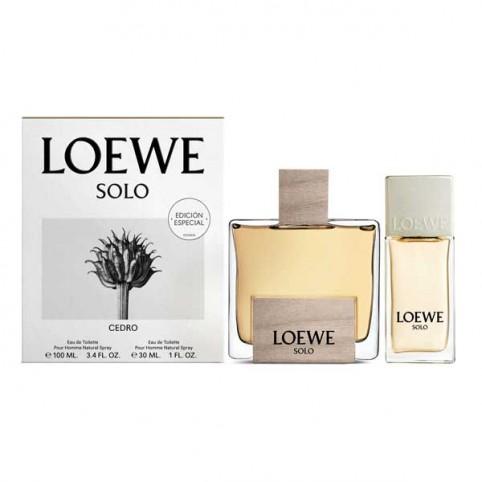 LOEWE SOLO CEDRO Eau De Toilette - LOEWE. Perfumes Paris