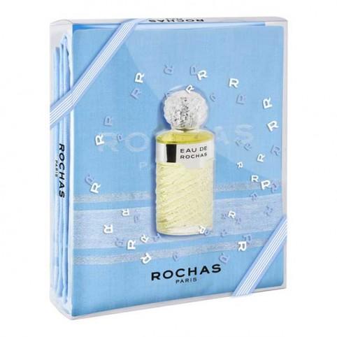 Estuche Regalo Eau de Rochas Eau de Toilette - ROCHAS. Perfumes Paris