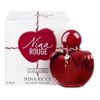 Nina Rouge Eau de Toilette - NINA RICCI. Compre o melhor preço e ler opiniões