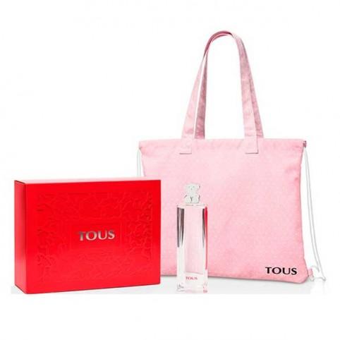 Estuche Tous Eau de Toilette + Bolsa Shopper - TOUS. Perfumes Paris