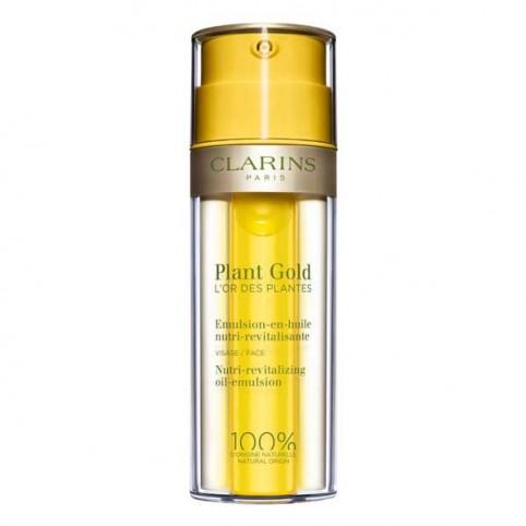 Emulsión Plant Gold Clarins - CLARINS. Perfumes Paris