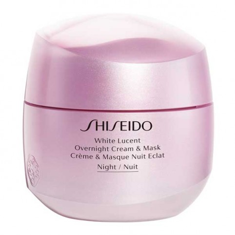 White Lucent Overnight Cream & Mask SHISEIDO - SHISEIDO. Perfumes Paris