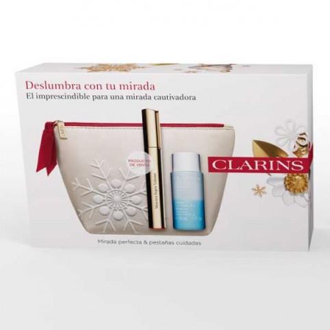 Cofre Clarins Supra Volume Mascara - CLARINS. Perfumes Paris