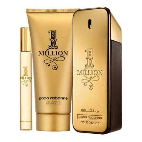 Estuche Regalo Paco Rabanne 1 Million Eau de Toilette - PACO RABANNE. Perfumes Paris