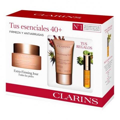 Estuche de regalo Tratamiento Experto Extra Firming todo tipo de piel Clarins - CLARINS. Perfumes Paris