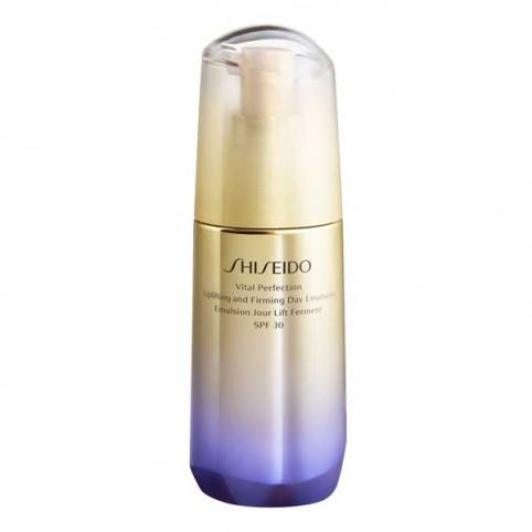 SHISEIDO VITAL PERFECTION  FIRMING DAY EMULSION 75ML - SHISEIDO. Perfumes Paris