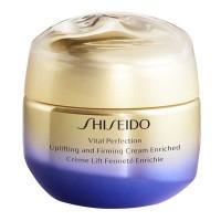 Crema antiarrugas Vital Perfection Uplifting And Firming Cream Enriched Shiseido - SHISEIDO. Compre o melhor preço e ler opiniões.
