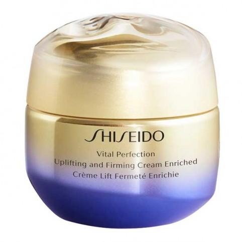 SHISEIDO VITAL PERFECTION  FIRMING CREAM ENRICHEAD 50ML - SHISEIDO. Perfumes Paris
