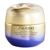 Tratamiento facial Vital Perfection Overnight Firming Treatment Shiseido - SHISEIDO. Compre o melhor preço e ler opiniões.
