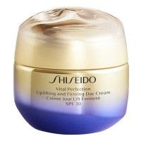 Crema antiarrugas Vital Perfection Uplifting And Firming Day Cream SPF30 Shiseido - SHISEIDO. Compre o melhor preço e ler opiniões.