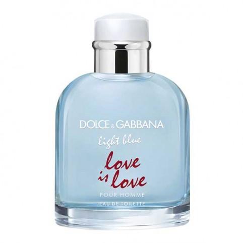Light Blue Love Is Love Pour Homme Eau de Toilette Dolce and Gabbana - DOLCE & GABBANA. Perfumes Paris