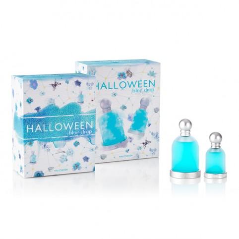 SET HALLOWEEN BLUE DROP EDT 100ML+ EDT 30 ML - HALLOWEEN. Perfumes Paris