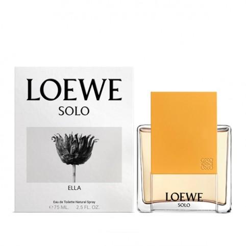 LOEWE SOLO ELLA Eau de Toilette 100ml - LOEWE. Perfumes Paris