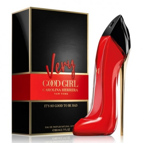 CH Good Girl Very EDP - CAROLINA HERRERA. Perfumes Paris