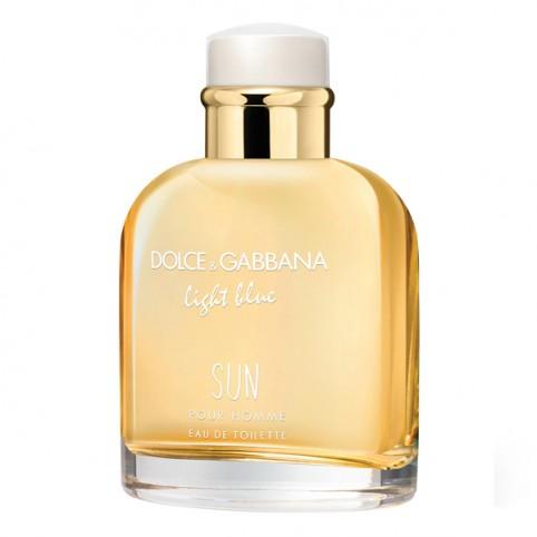 DOLCE GABBANA Light Sun Pour Homme EDT - DOLCE & GABBANA. Perfumes Paris