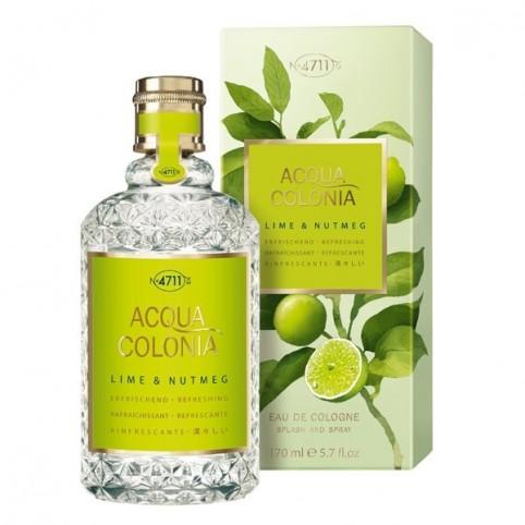 Acqua Colonia Lima & Nuez Moscada - 4711. Perfumes Paris