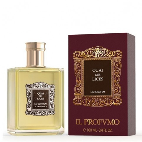 Quai Des Lices EDP 100ml - IL PROFVMO. Perfumes Paris