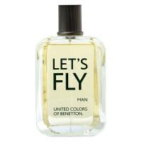 Let's Fly Men EDT 100ml - BENETTON. Compre o melhor preço e ler opiniões.