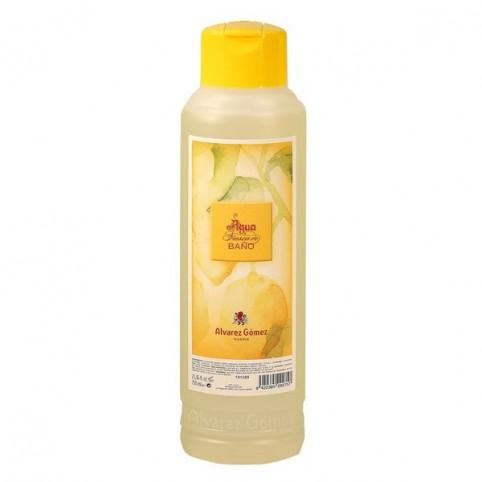 Agua Fresca de Baño 750ml - ALVAREZ GOMEZ. Perfumes Paris