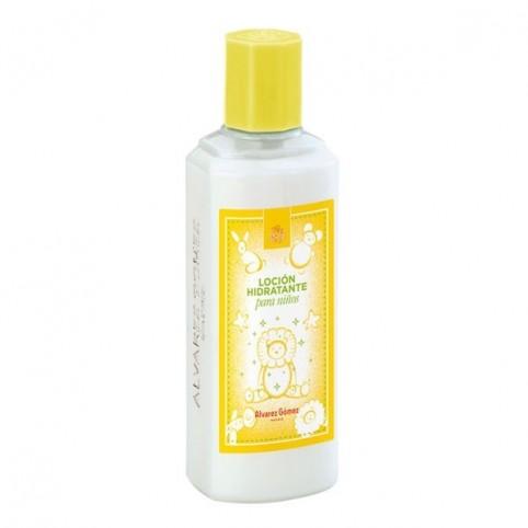 Loción hidratante para niños 300ml - ALVAREZ GOMEZ. Perfumes Paris