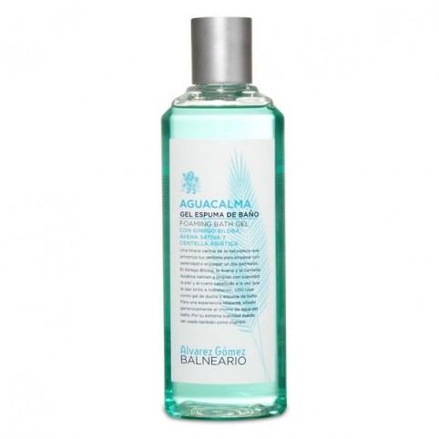 Gel Espuma Corporal Aguacalma - ALVAREZ GOMEZ. Perfumes Paris