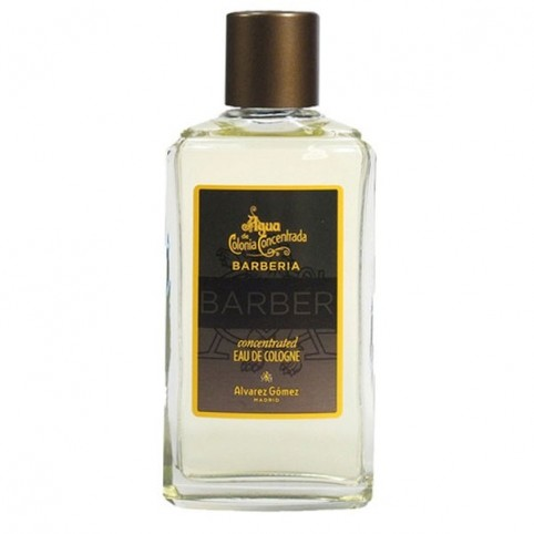 Eau de Cologne Concentrada Barberia 150ml - ALVAREZ GOMEZ. Perfumes Paris