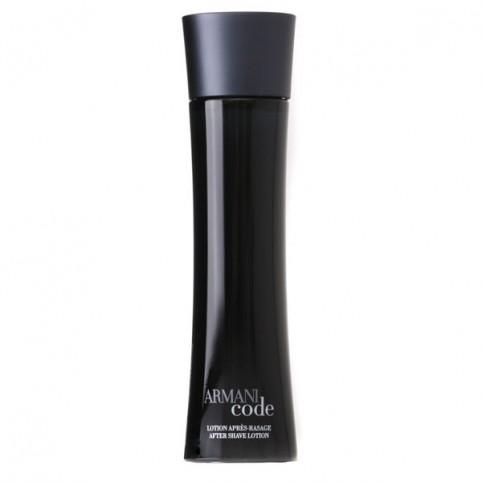 Black Code Aftershave Baume 100ml - ARMANI. Perfumes Paris