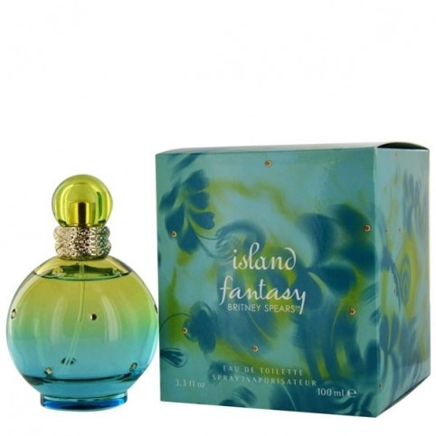 Britney Spears Island Fantasy EDT - BRITNEY SPEARS. Perfumes Paris