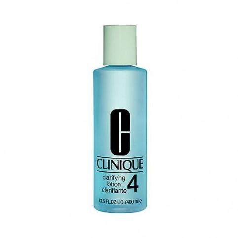 Loción Clarificante 4 Muy Grasa 400ml - CLINIQUE. Perfumes Paris